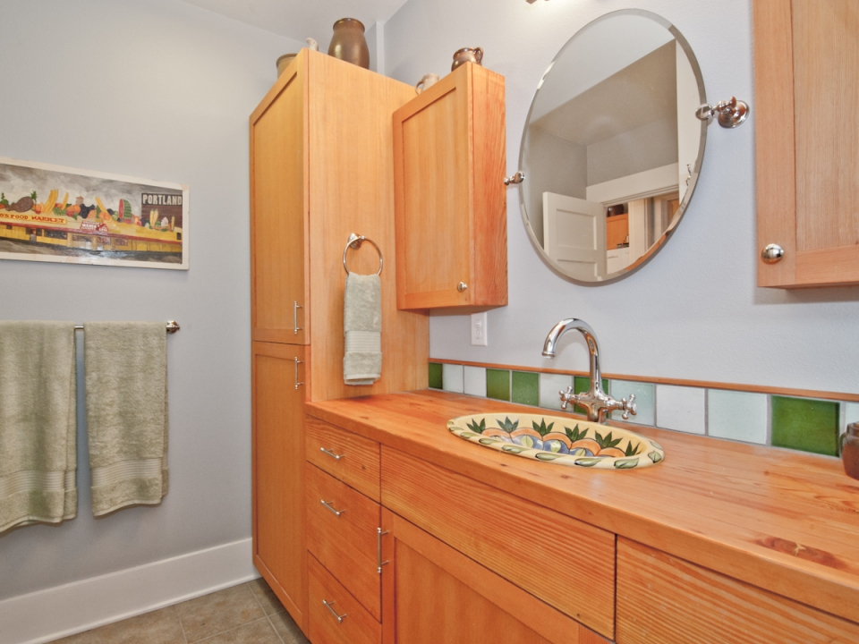 1912 Arts & Crafts bungalow with 2 bedrooms in 1,044 sq ft.   www.facebook.com/SmallHouseBliss