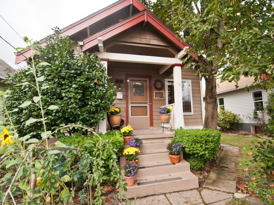 1912 Arts & Crafts bungalow in Portland, Oregon