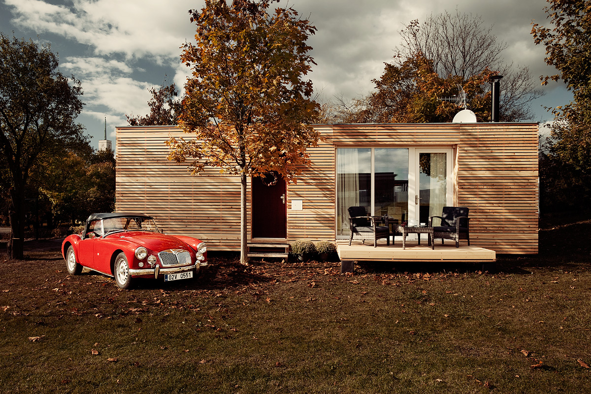The freedomky modern prefab dwelling small house bliss for Classic home builders