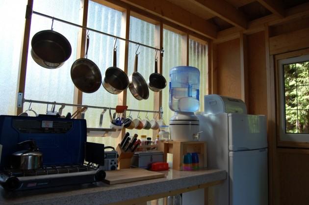 cabin kitchen design pictures