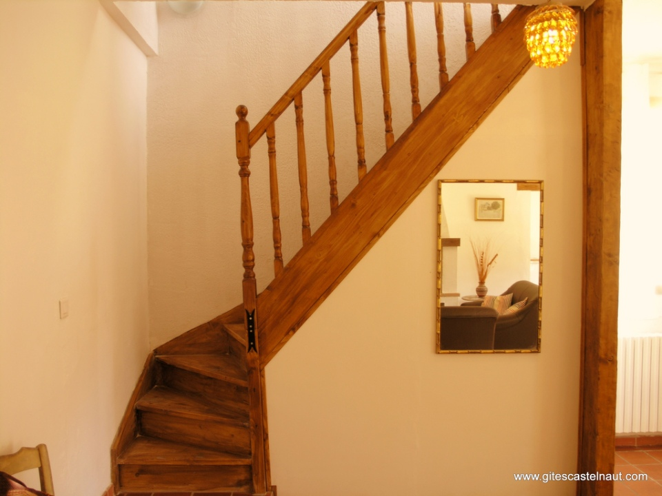 Gites Castelnaut, a restored cottage in southern France with 3 bedrooms in 1,450 sq ft.   www.facebook.com/SmallHouseBliss