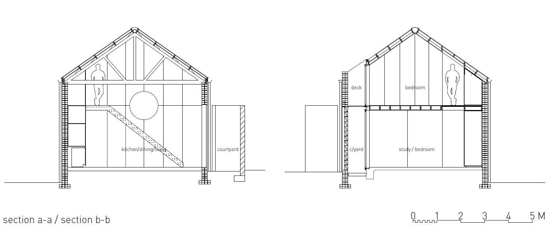 The shed a small house in an old blacksmith s workshop - Escaleras para casas pequenas ...