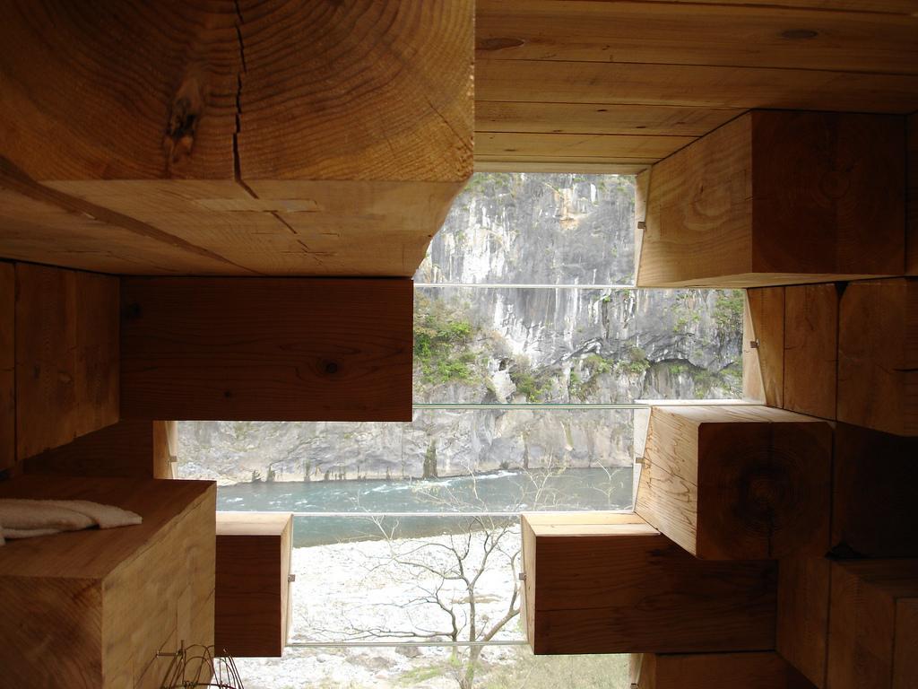 Weekend Fun: Final Wooden House | Sou Fujimoto | Small ...