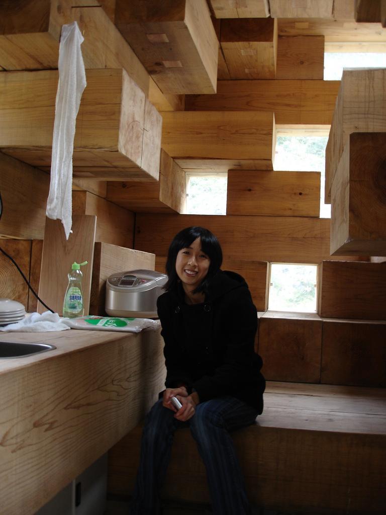 Weekend Fun Final Wooden House Sou Fujimoto Small