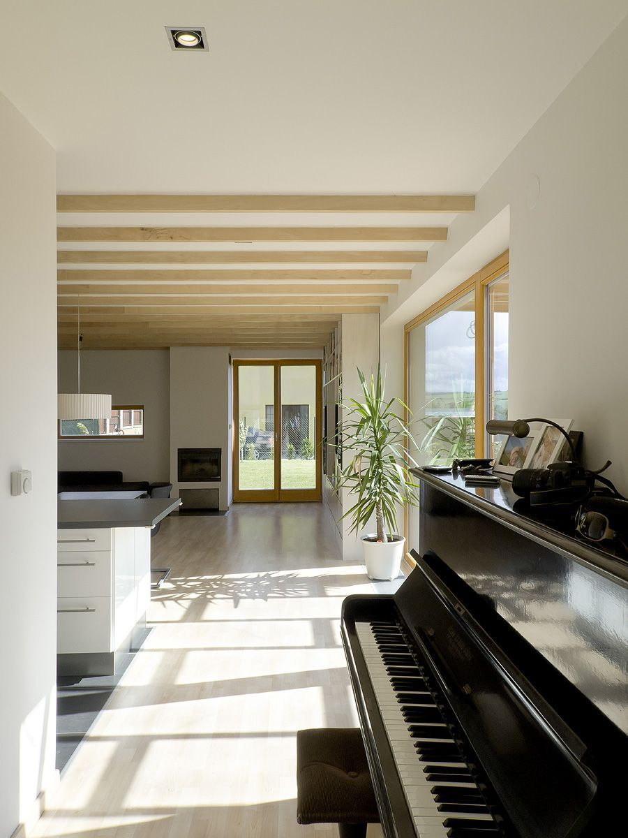 Small House With A Great View A1 Architects Small