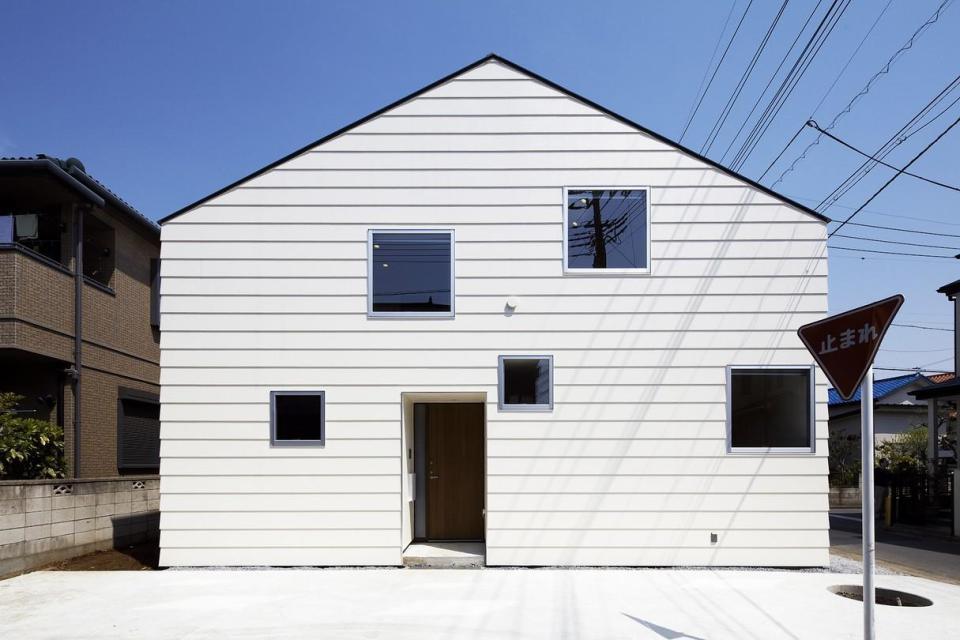 Gallery: House In Saitama by Satoru Hirota