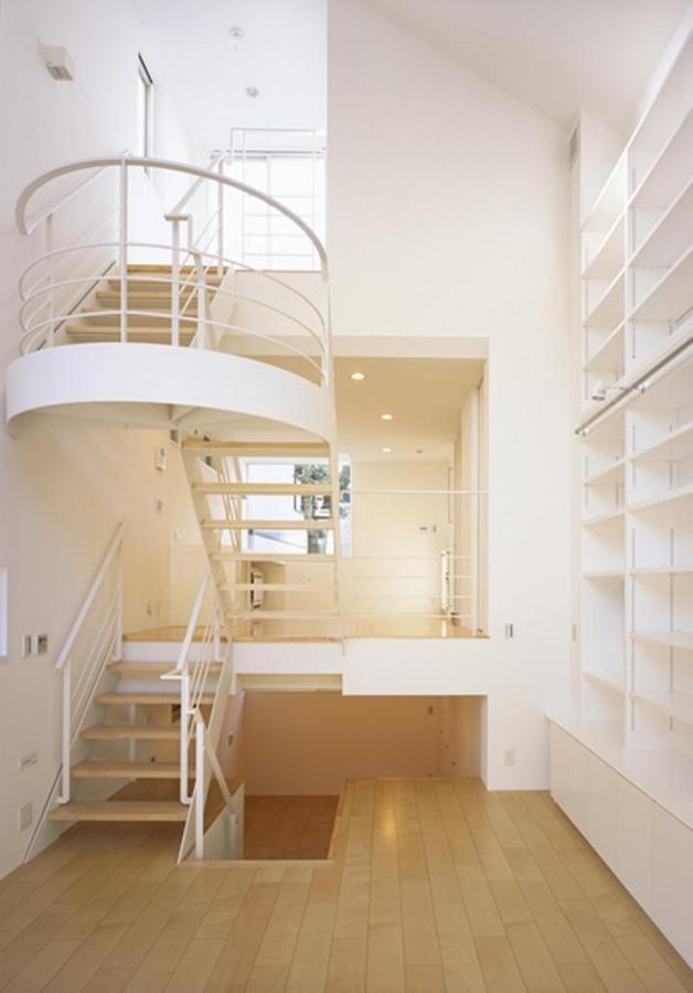 Gallery: House in Sanno by Studio NOA
