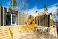 Gallery: Modern vacation cottages by Thomas Sandell