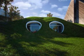 Gallery: The Dune House by William Morgan