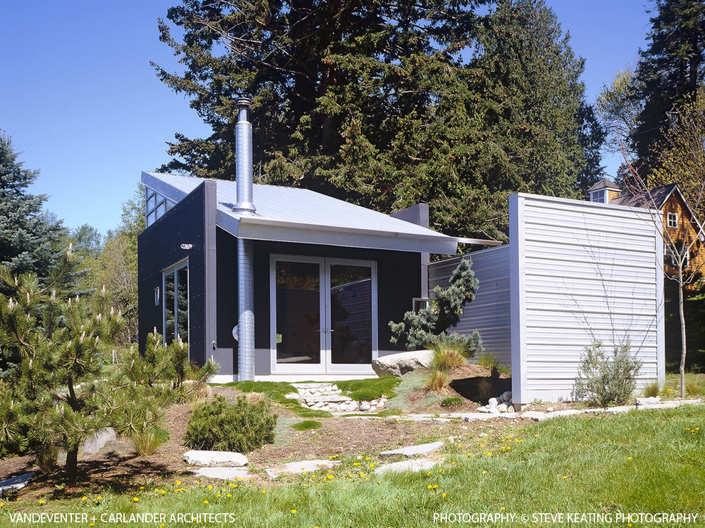 The c3 cabin vandeventer carlander small house bliss for Small house plans for sale