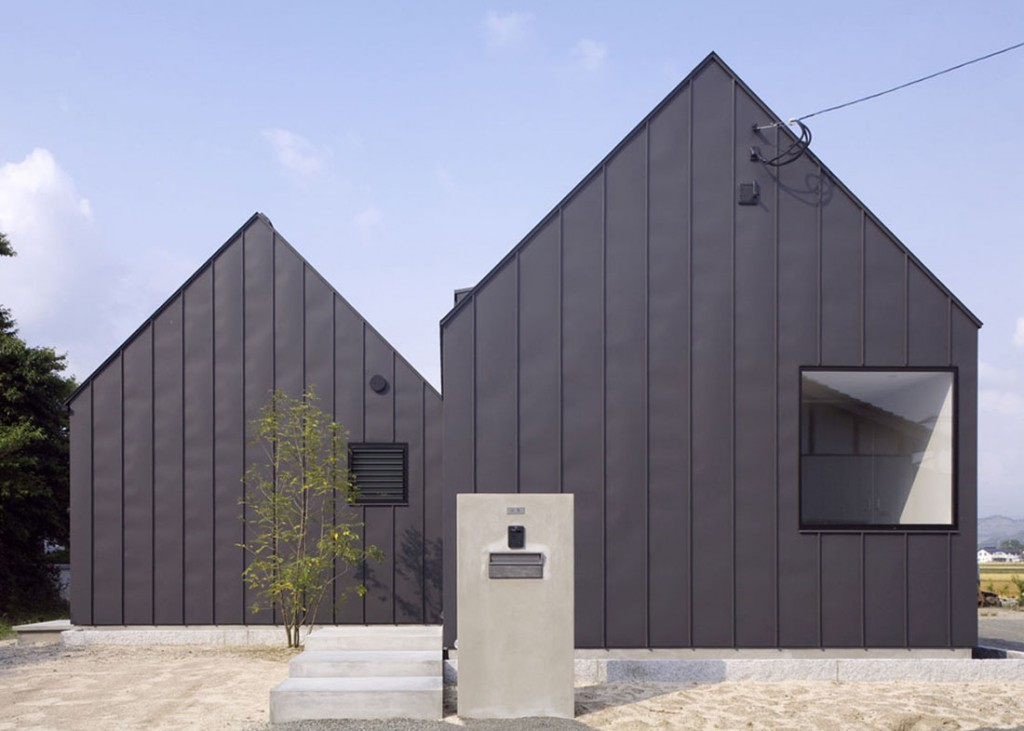 House in Chikuzen by Design nico Architects | Small House ...