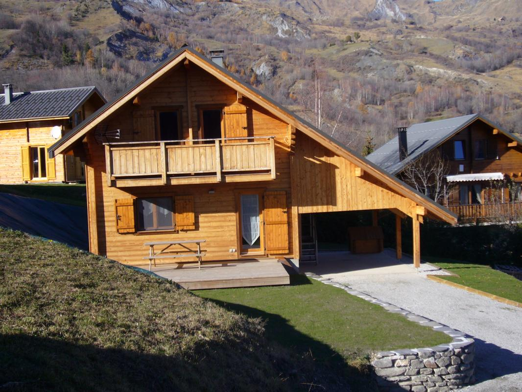 Gallery Ski Chalet In The French Alps Small House Bliss