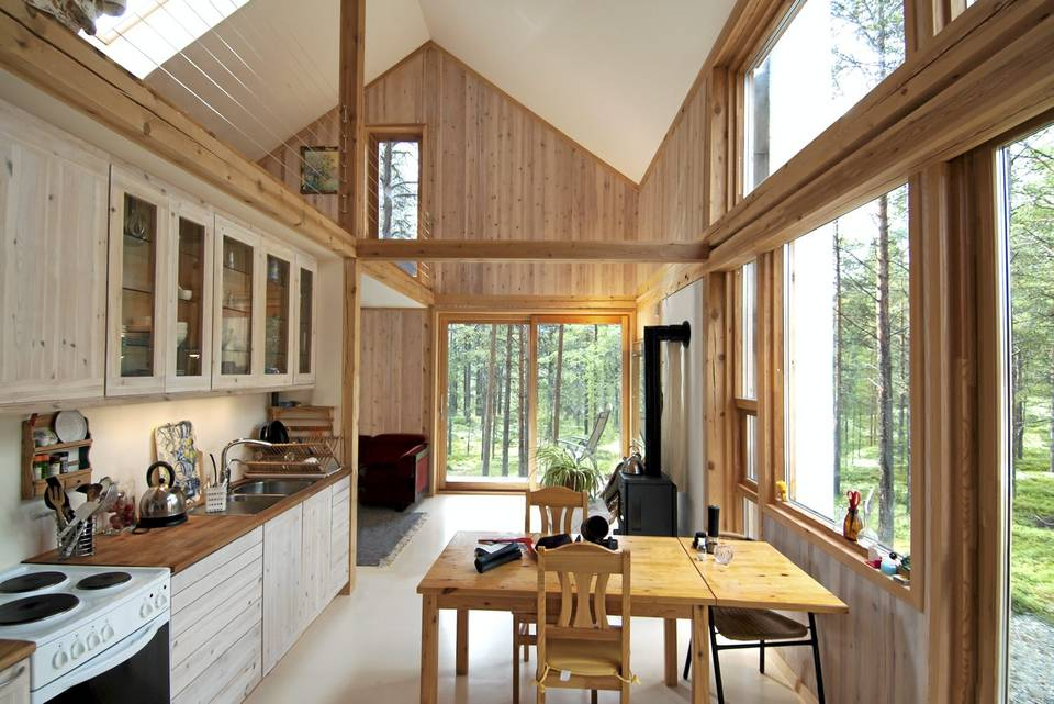 Laminated Pinewood House By Nordicasa Design Construction additionally Green Architecture From Seattle David Vandervort besides Longhouses Format Elf Architekten further Modern Prefab Cabin Quebec moreover Home Site Plan. on modern cottage design cross laminated wood