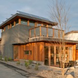 Gallery: Net-zero solar laneway house by Lanefab Design/Build