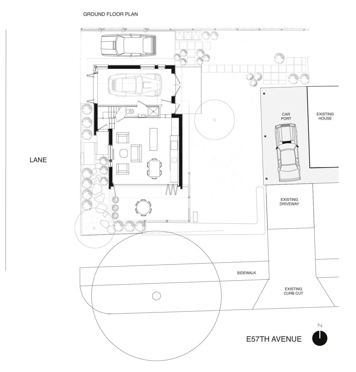 Gallery Net Zero Solar Laneway House By Lanefab Design