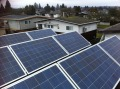 rooftop photovoltaic array