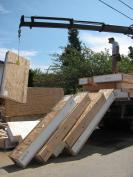 structural insulated panel construction