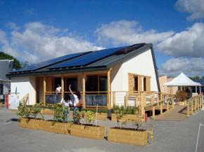 Gallery: The PRISPA solar house