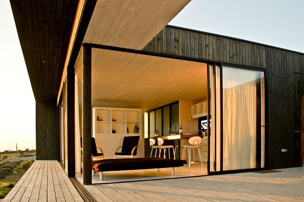 gallery casa b8 a modern beach house in chile 56 02 small rh smallhousebliss com