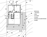 A low-maintenance concrete and glass house in Argentina with 2 bedrooms in 721 sq ft.   www.facebook.com/SmallHouseBliss