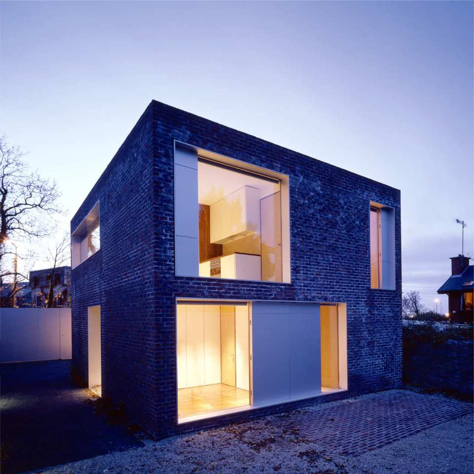 Alma lane mews house in dublin by boyd cody architects for Small home architects