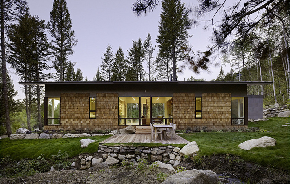 fish creek guest house carney logan burke small house bliss - Fjord Solar Home Plans