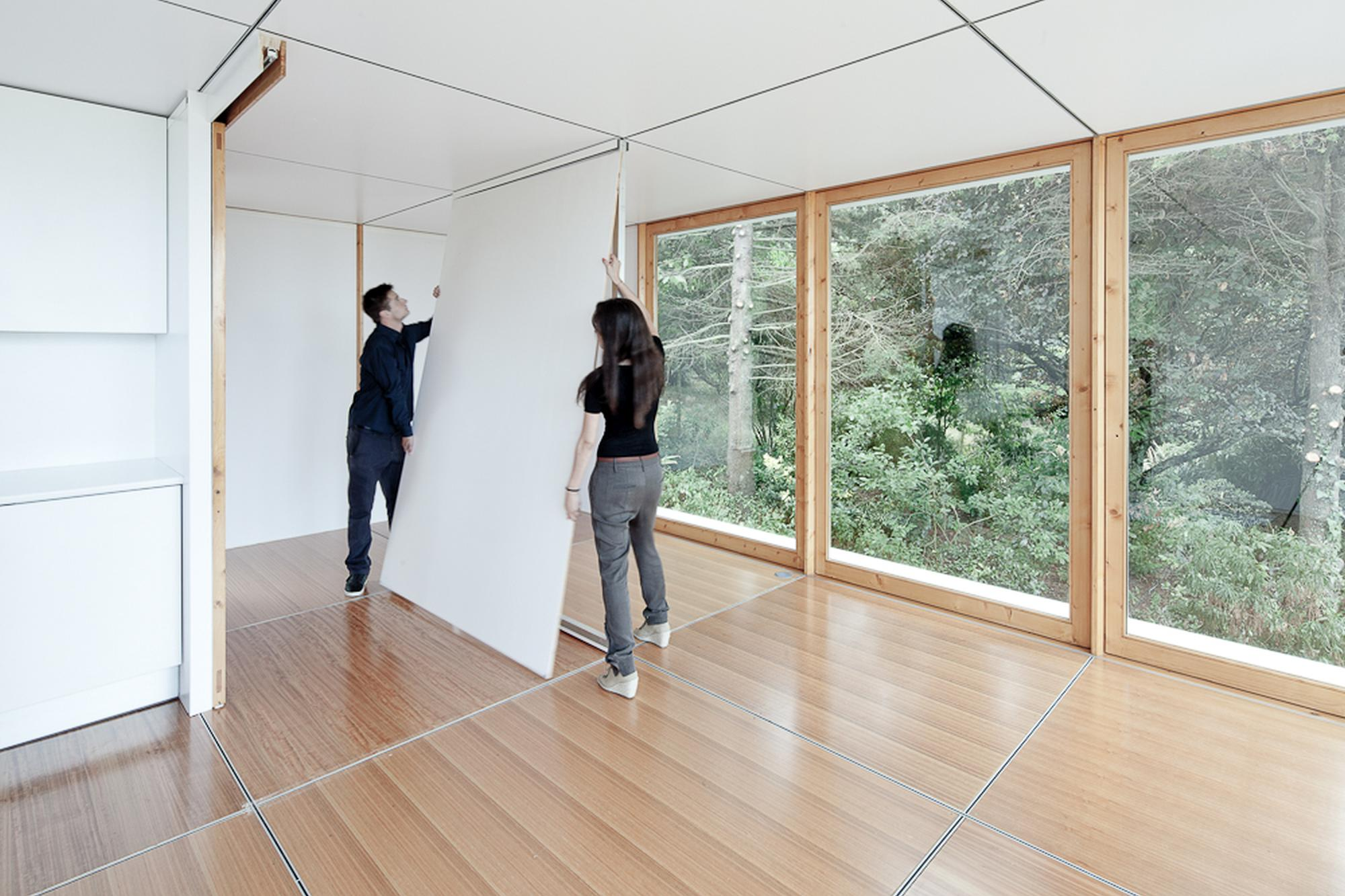 Gallery Mima House A Modern Flexible Prefab Mima Architects Small House Bliss