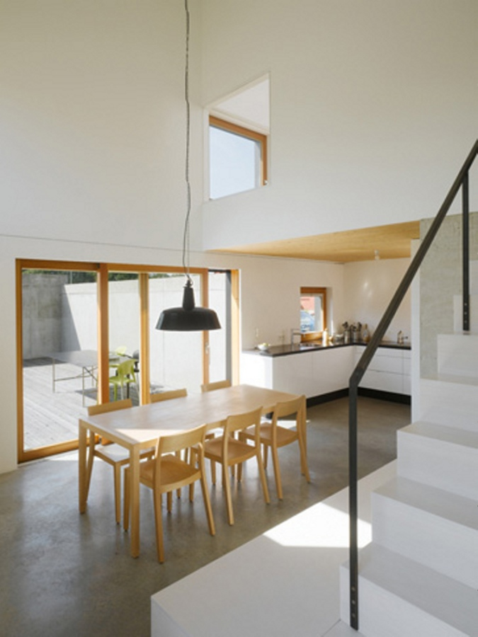 Haus Bru 1.25, a small house by SoHo Architektur