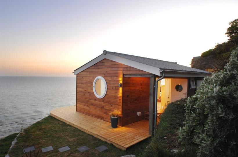 The edge an idyllic beach cottage in cornwall small house bliss
