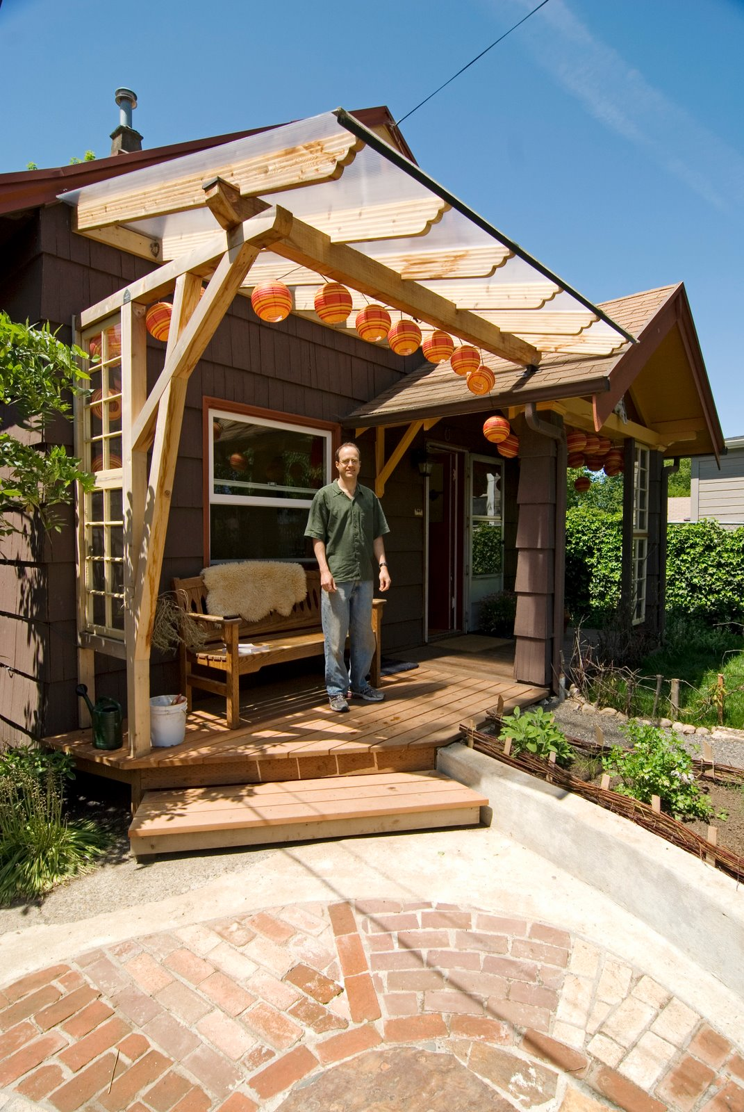 Cohousing living large in small houses small house bliss - Gallery Ruth S Garden Cottages Small House Bliss