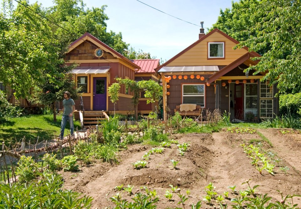 Cohousing living large in small houses small house bliss Garden home communities