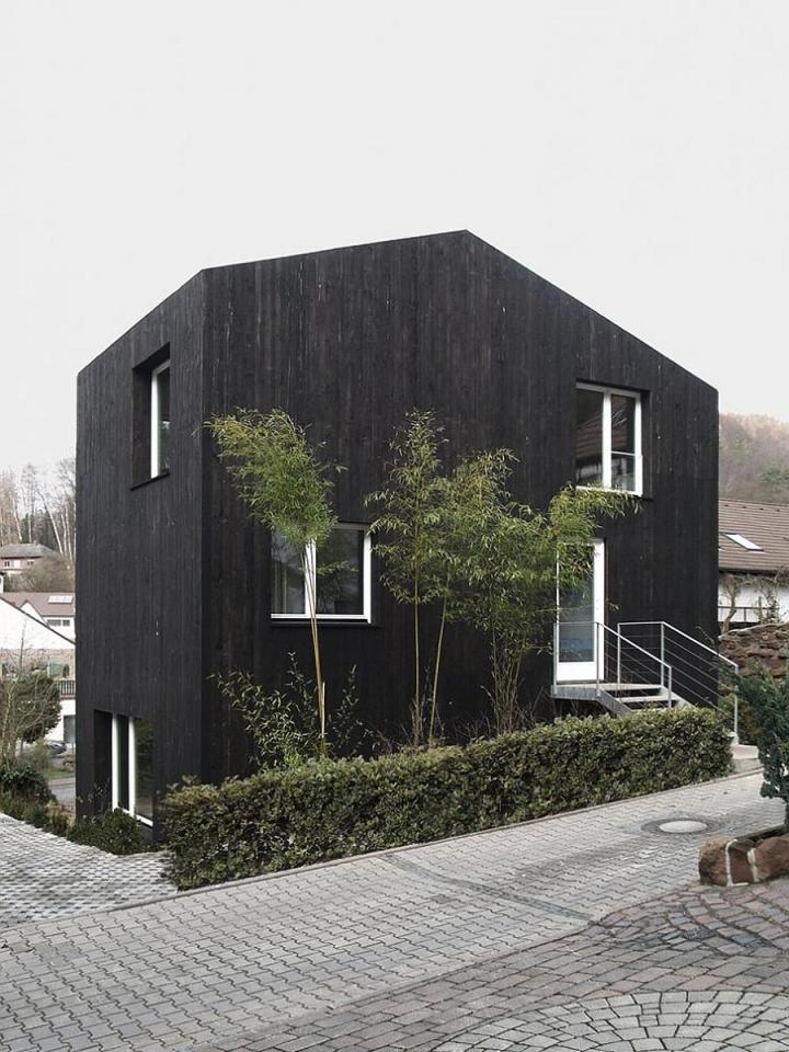 Zwei Kleine Häuser by Architekturbüro Scheder