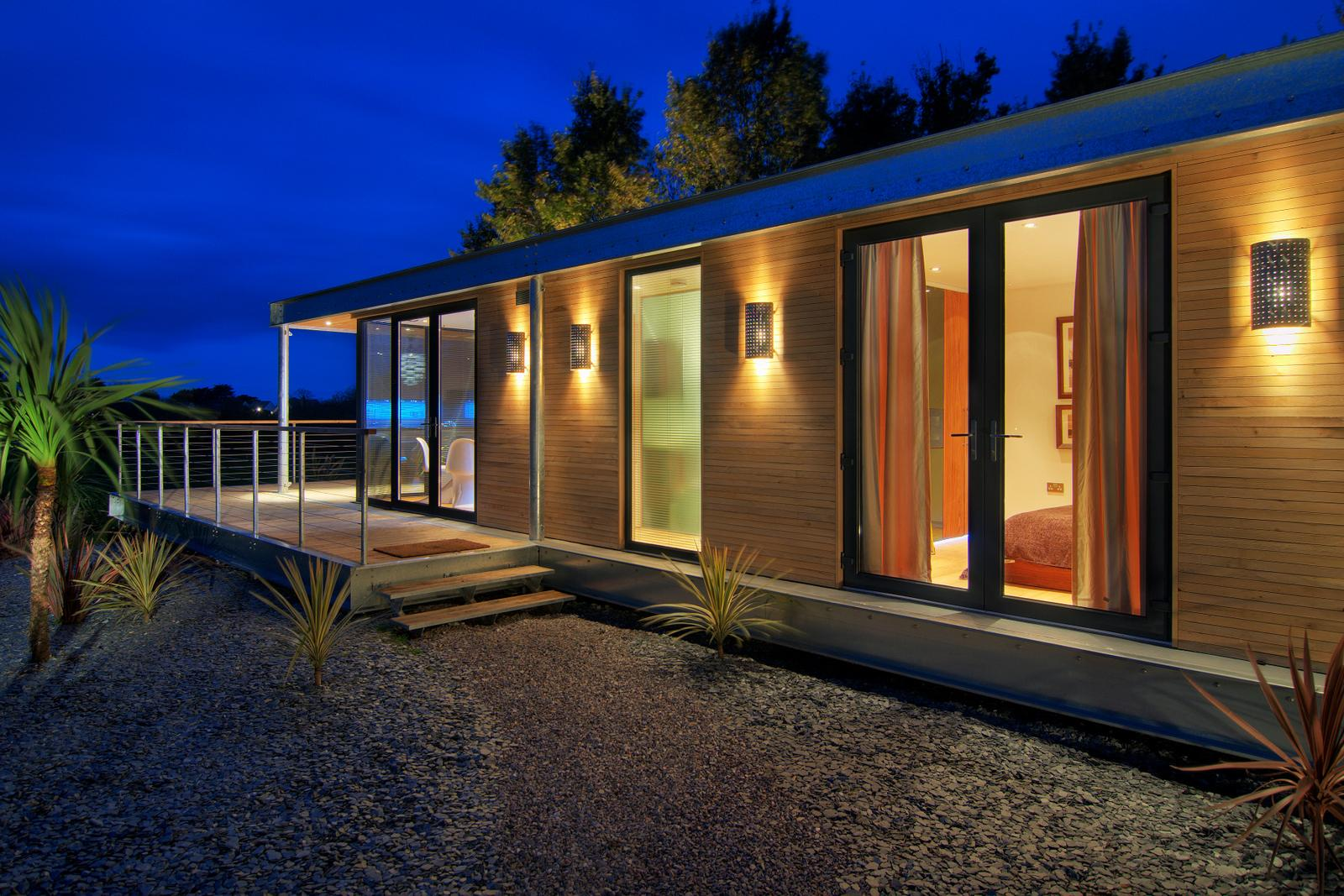 Gallery the edge modular home boutique modern small for 900 sq ft modular home