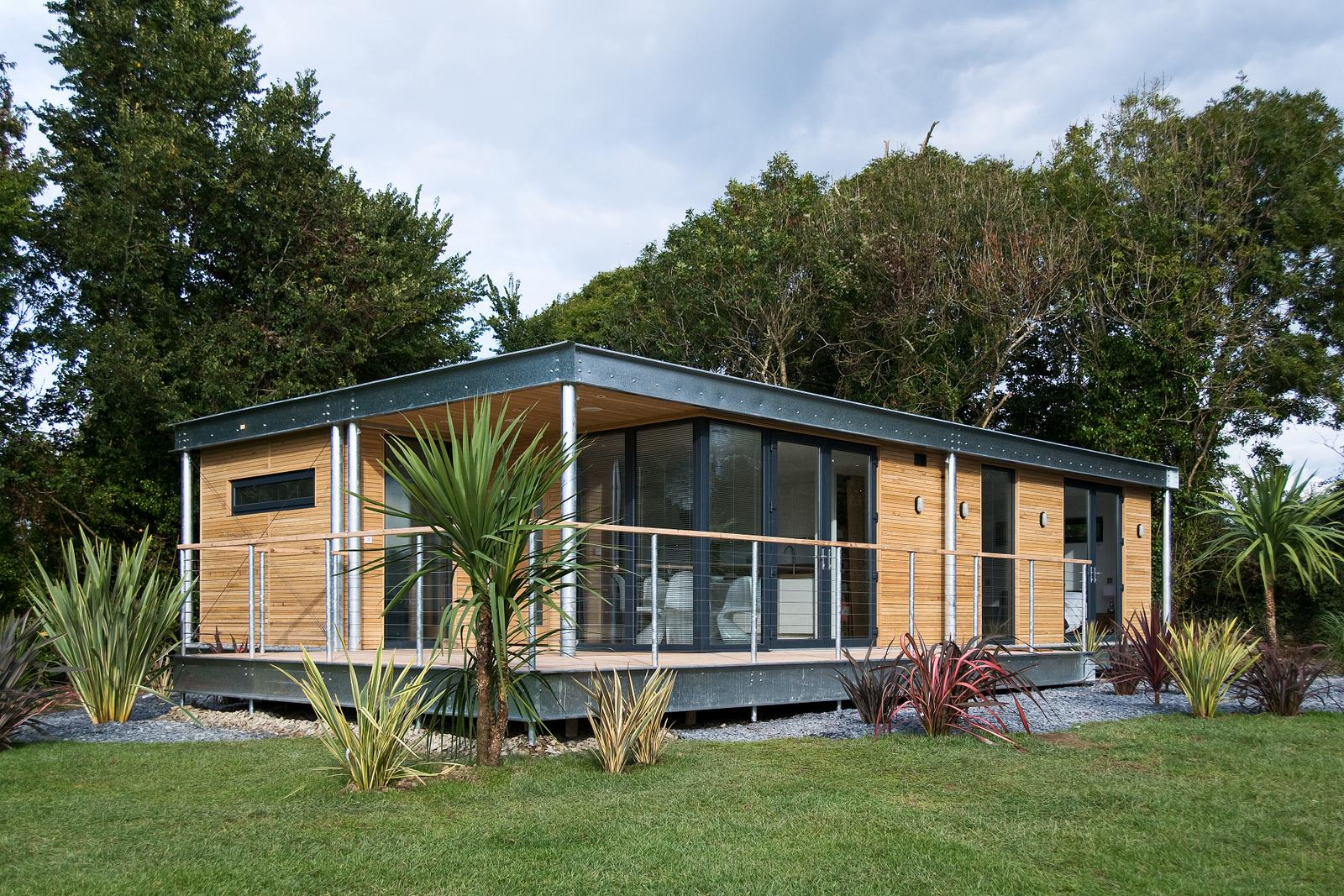 Gallery The Edge Modular Home Boutique Modern Small House Bliss