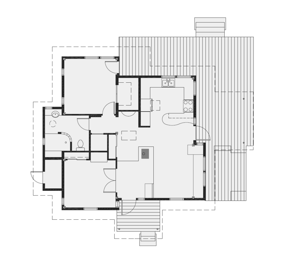 Cabin Floor Plans With 2 Bedrooms In Loft Joy Studio