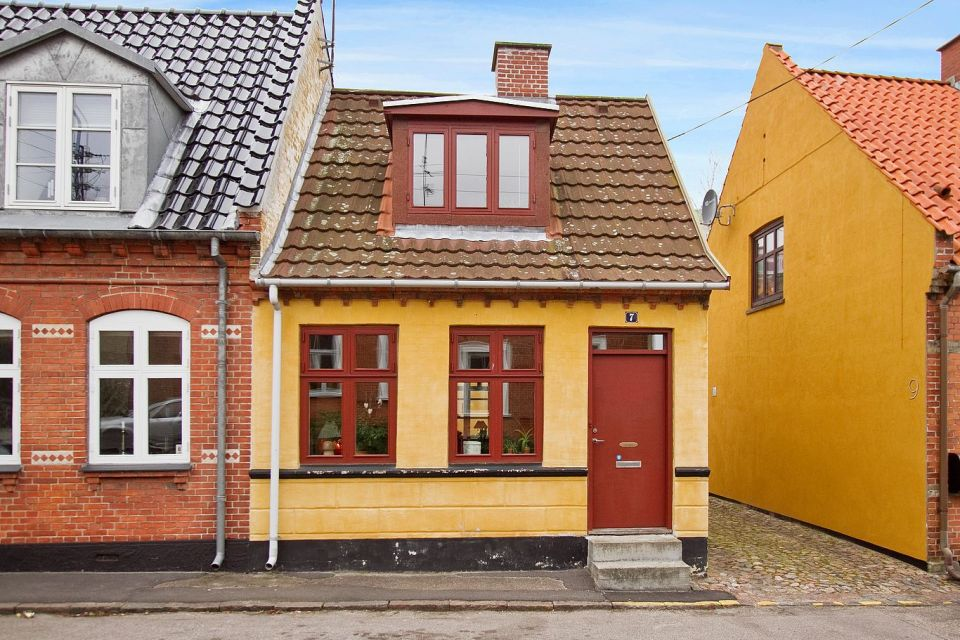 Cozy 1894 Townhouse In Denmark Small House Bliss