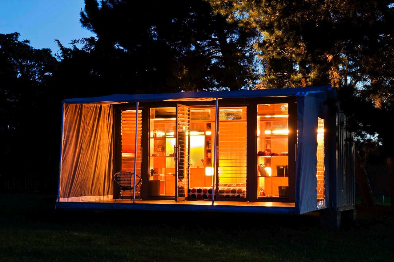 Container Cabins Home Design