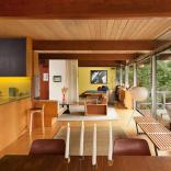The Hailey Residence, a small mid-century modern house in Hollywood by architect Richard Neutra.   www.facebook.com/SmallHouseBliss