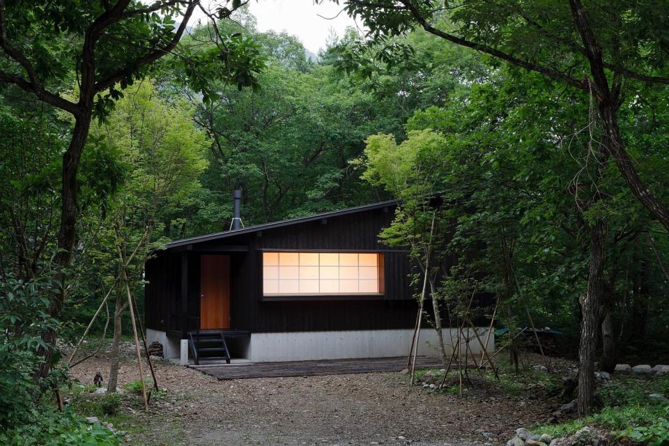 Habuka Mountain Retreat Satoshi Irei Small House Bliss