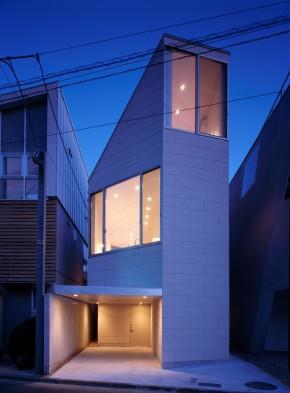 Matsubara House by Hiroyuki Ito of O.F.D.A.
