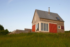 The Sea and Sky Cottage on Cape Breton Island, Nova Scotia