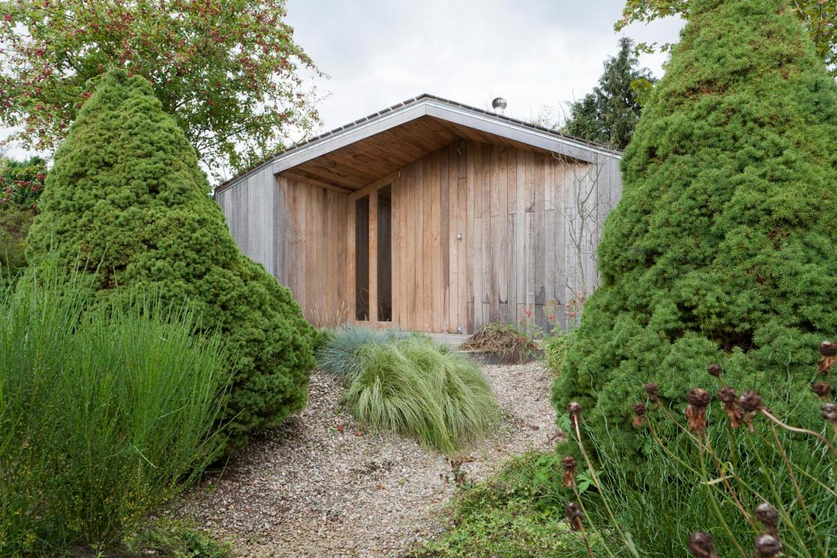 Garden House Design Ideas the poplar garden houseonix | small house bliss