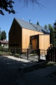 Small contemporary cottage in Stribrna Skalice by Prodesi