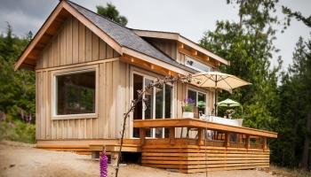 Tiny kuća za prodaju u Vancouveru mora biti premještena u maloj kući blaženstva, Tiny kuća za prodaju u Vancouveru mora biti premještena Small House Bliss
