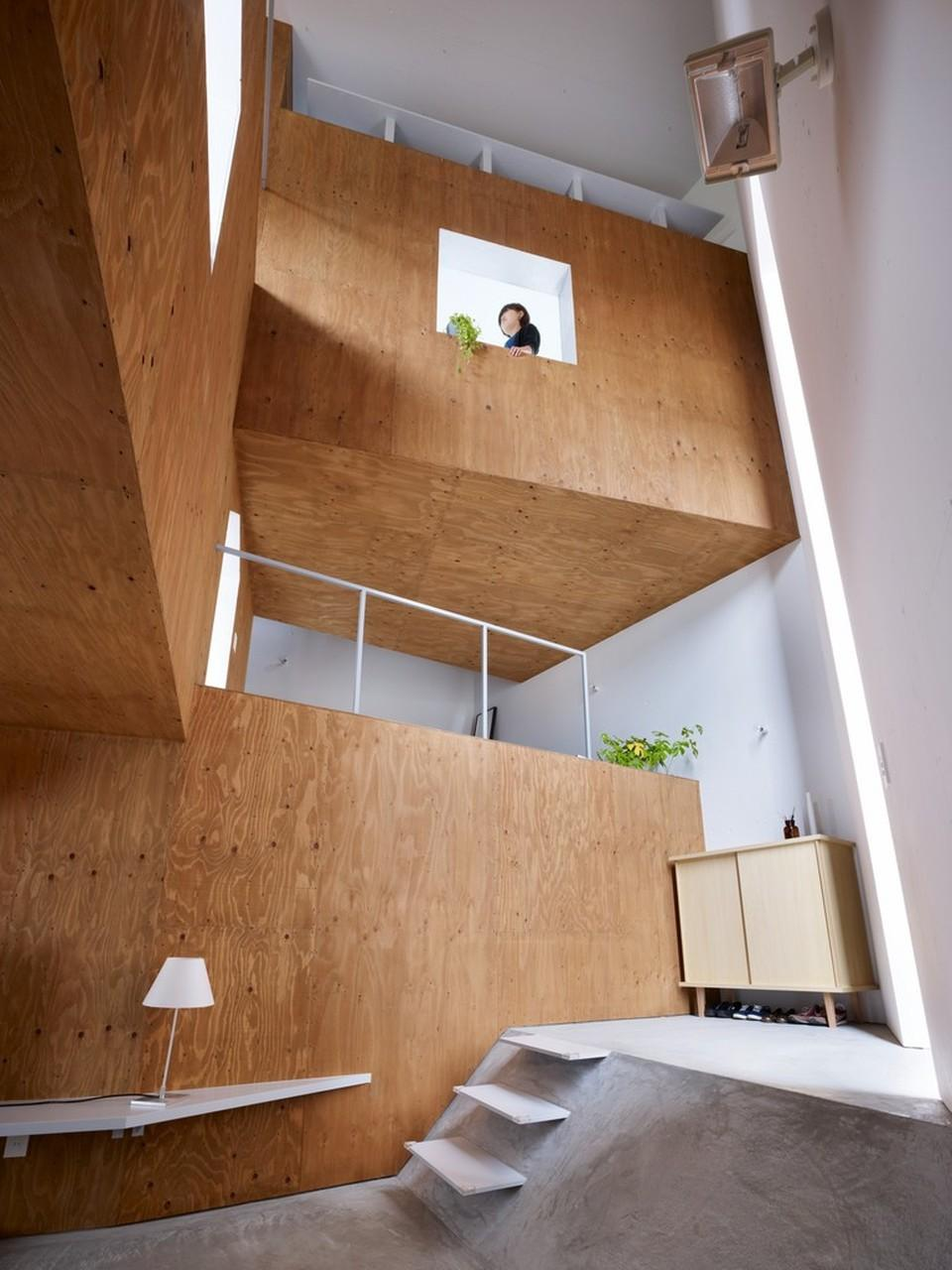 suppose design office. House In Fukawa By Suppose Design Office