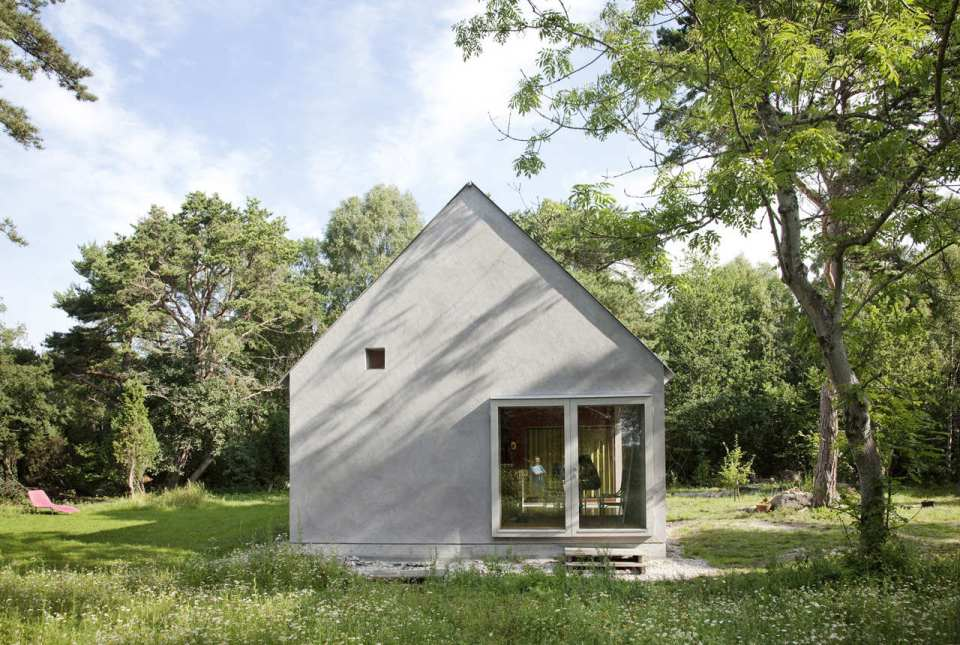 Hamra A Small Barn Like Vacation House By Dinelljohansson