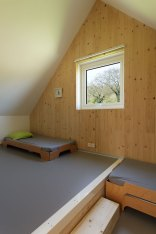 House G, a small house in Normandy with two bedrooms in 1,076 sq ft. | www.facebook.com/SmallHouseBliss