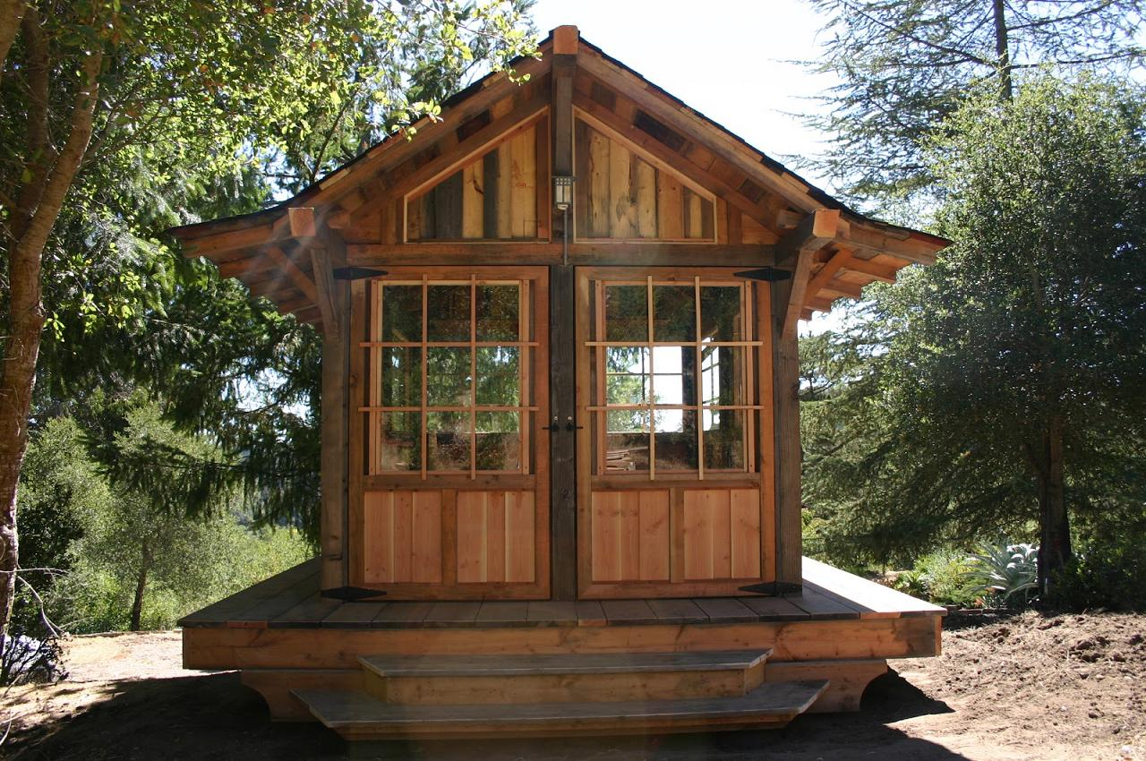 Gallery Tea House Cabin In The Woods By Molecule Tiny