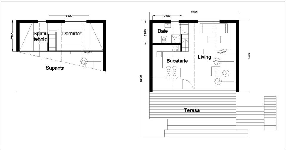 Gallery the soleta zeroenergy one small house bliss Zero energy home design floor plans