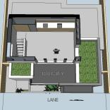A 580 sq ft laneway house with sustainable design features by Lanefab Design/Build | www.facebook.com/SmallHouseBliss